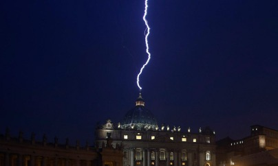 Lighting at Vatican